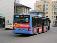 Мюнхен. MAN A21 Lion's City NL273 M-VG 4243