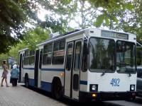 Херсон. ЮМЗ-Т2 №492