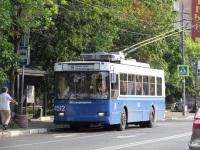 Москва. ТролЗа-5275.05 №4512