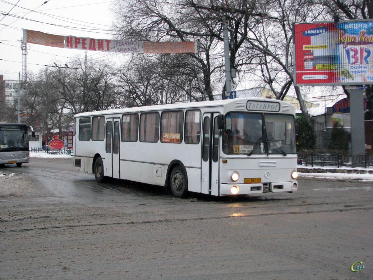 Таганрог. Mercedes O307 сн387