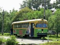 Хабаровск. РВЗ-6М2 №334