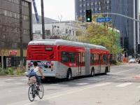 Лос-Анджелес. NABI 60-BRT №9237