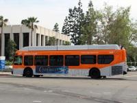 Лос-Анджелес. New Flyer XN40 1442446