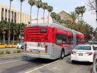 Лос-Анджелес. NABI 60-BRT 1237185