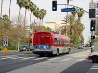 Лос-Анджелес. NABI Metro 45C 1201036