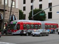 Лос-Анджелес. NABI 60-BRT 1223389
