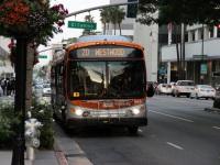 Лос-Анджелес. NABI Metro 45C 1363831
