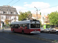 Будапешт. Solaris Trollino 12B №612