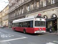 Будапешт. Solaris Trollino 12B №610