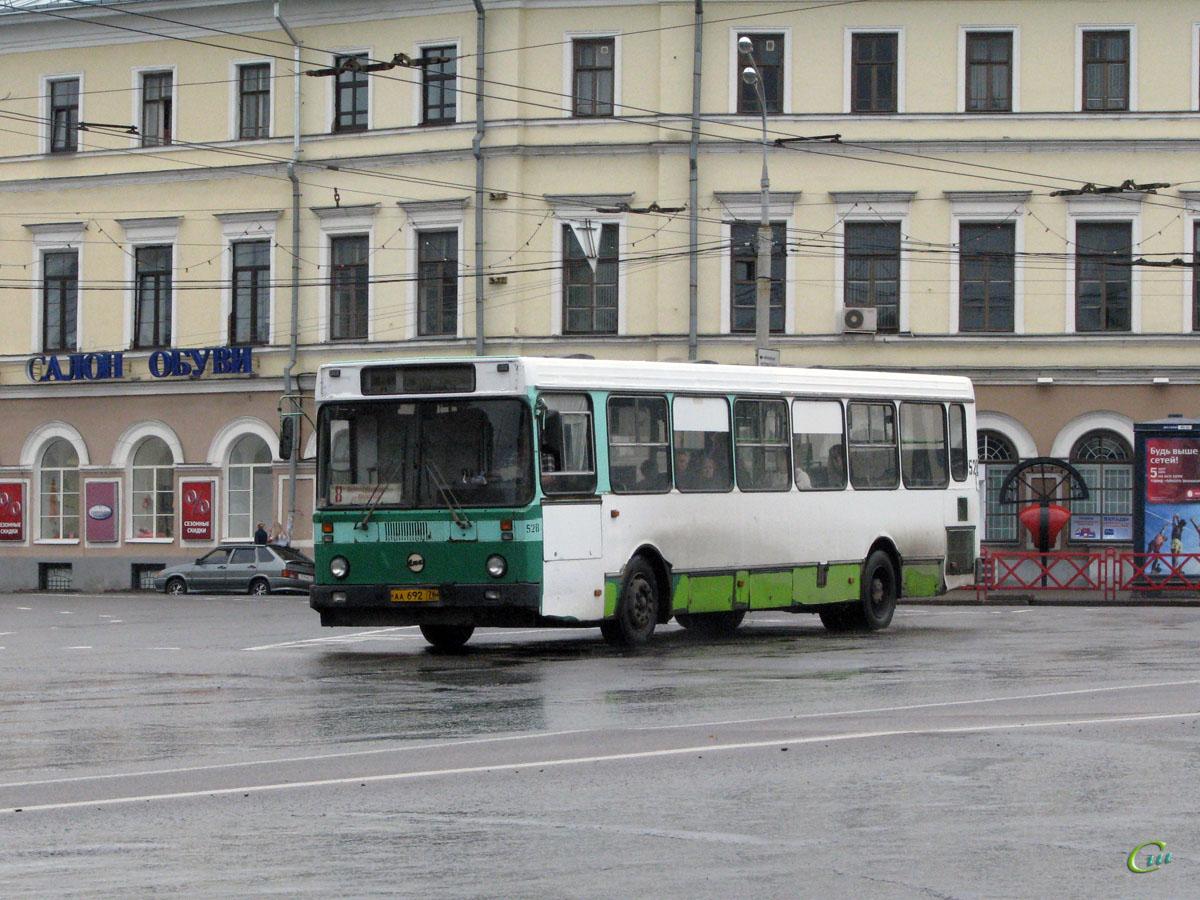 Ярославль. ЛиАЗ-5256.30 аа692
