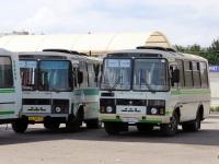 Белгород. ПАЗ-3205 ав180, ПАЗ-32054 н381на