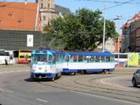 Рига. Tatra T3A №30100, Tatra T3A №30111