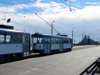 Рига. Tatra T3A №30100