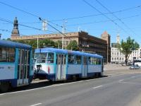 Рига. Tatra T3 №30307