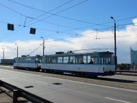 Рига. Tatra T6B5 (Tatra T3M) №35250, Tatra T6B5 (Tatra T3M) №35261