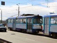 Рига. Tatra T3A №30057