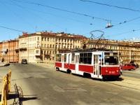 Санкт-Петербург. ЛВС-86К №8180
