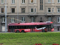 Вильнюс. Solaris Trollino 15 №1707