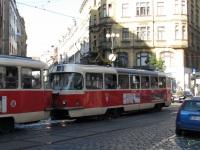 Прага. Tatra T3 №8021