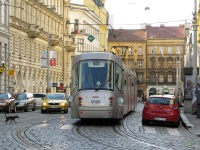 Прага. Škoda 14T №9126