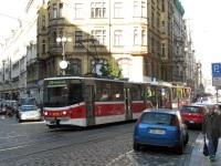 Прага. Tatra KT8D5 №9076