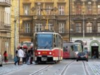 Прага. Tatra T6A5 №8659