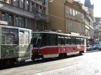 Прага. Tatra T6A5 №8674