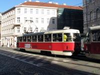 Прага. Tatra T3 №8388