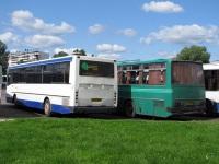 Великий Новгород. Ikarus 256 аа643, ГолАЗ-5256 ав575