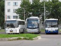 Великий Новгород. НефАЗ-5299-10-17 (5299FM) ав570, НефАЗ-5299 ас200, Yutong ZK6129H аа950