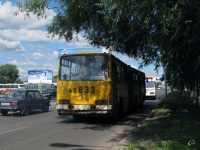 Великий Новгород. Ikarus 280 ав833