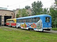 Хабаровск. РВЗ-6М2 №323, РВЗ-6М2 №338