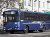 Комсомольск-на-Амуре. Hyundai AeroCity 540 н795ву
