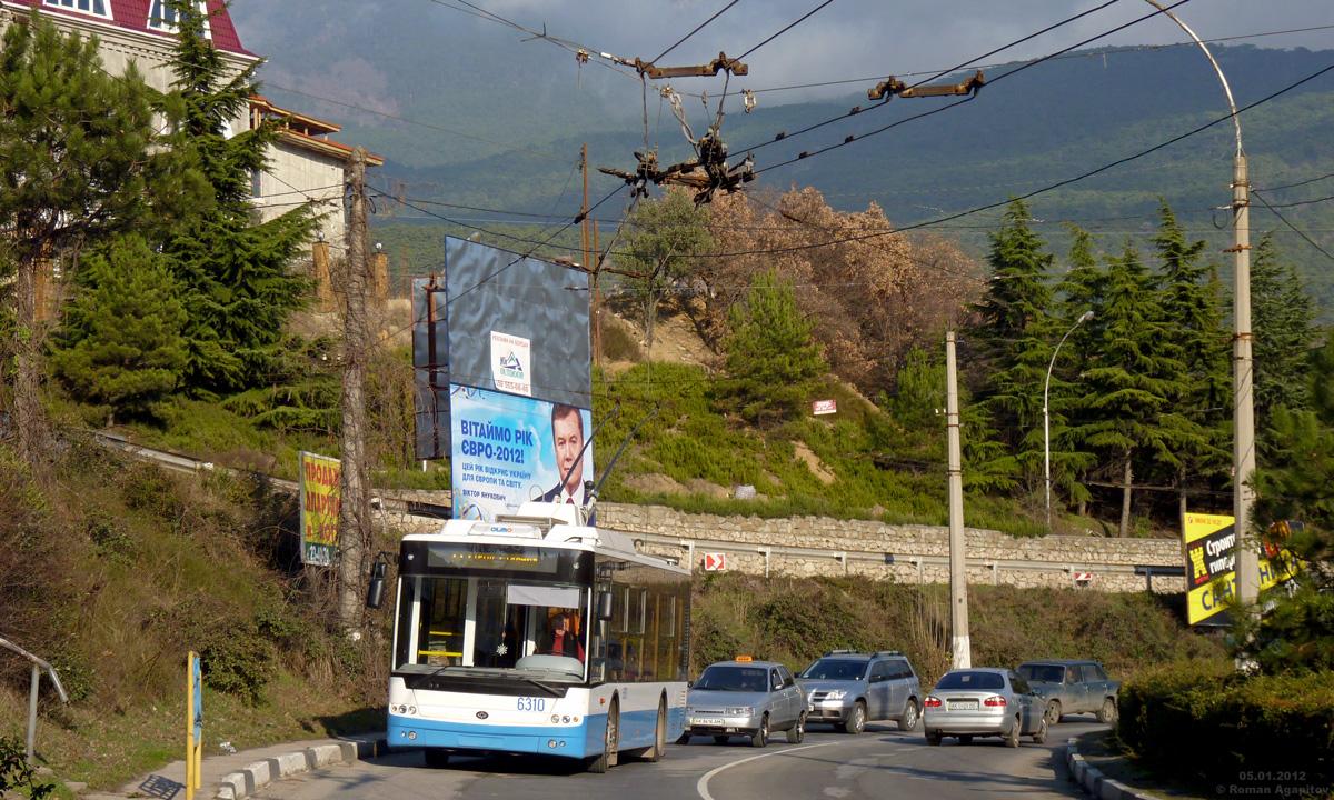 Крым. Богдан Т60111 №6310