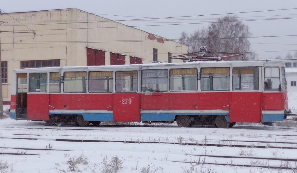 Томск. 71-605 (КТМ-5) №279