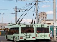 Минск. АКСМ-321 №2203, АКСМ-221 №3555