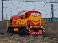 Батайск. ТГМ4Б-0011