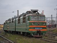 Батайск. ВЛ80т-891