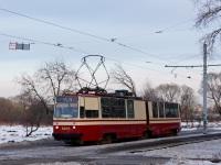 Санкт-Петербург. ЛВС-86К №8200