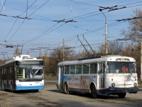 Крым. Škoda 9Tr №1481, Богдан Т70110 №4333