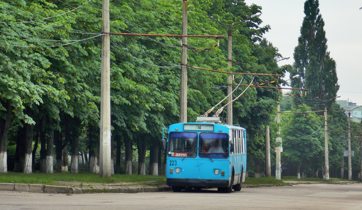 Кропивницкий. ЗиУ-682В-012 (ЗиУ-682В0А) №223
