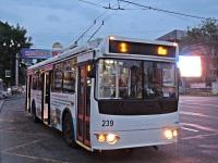Хабаровск. ЗиУ-682Г-016.04 (ЗиУ-682Г0М) №239