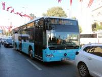 Стамбул. Mercedes O345 Conecto LF 34 VE 8732