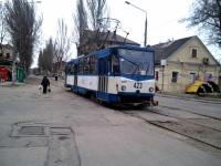 Запорожье. Tatra T6B5 (Tatra T3M) №423