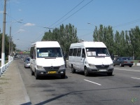 Днепропетровск. Mercedes Sprinter AE6477AA, Mercedes Sprinter AE1128AP