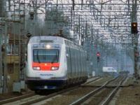 Санкт-Петербург. Скоростной электропоезд Sm6 Allegro, маршрут Хельсинки - Санкт-Петербург
