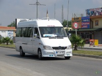 Анталья. Mercedes Sprinter 07 JZ 613