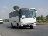 Анталья. Isuzu Roybus 81 KB 101