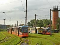 Хабаровск. РВЗ-6М2 №170, 71-623-00 (КТМ-23) №116, 71-623-02 (КТМ-23) №119