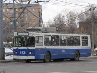 Москва. ЗиУ-682ГМ №6409